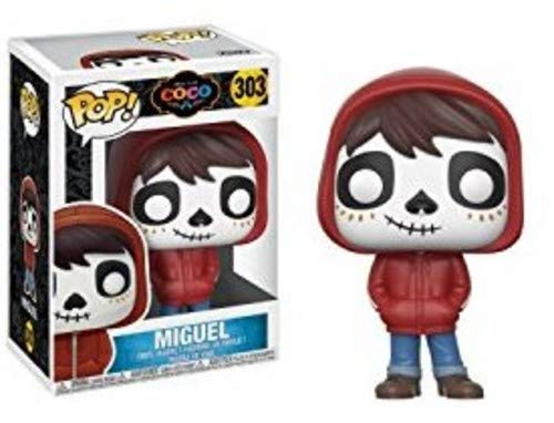 Funko 14767 - POP! Vinilo Coleccion Disney - Figura Miguel, Modelos Surt