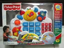 (Fisher Price Baby Smartronics Computer Learning System)
