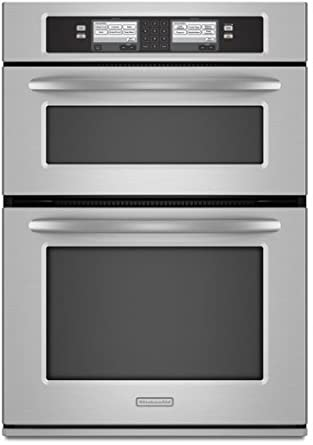 High Quality Kitchenaid KEHU309SSS 30 Built In Microwave/Oven Combination With  Steam Assist Technology