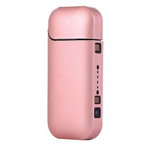 Amyove Oro Ultra Opaca Iqos pc sottile Custodia Sigaretta Protettiva Elettronica Per Rosa Rosso FvAqFrw