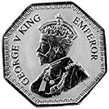 George V King Emperor 10 Grams Coin In Pure Silver 999 Charm British Love