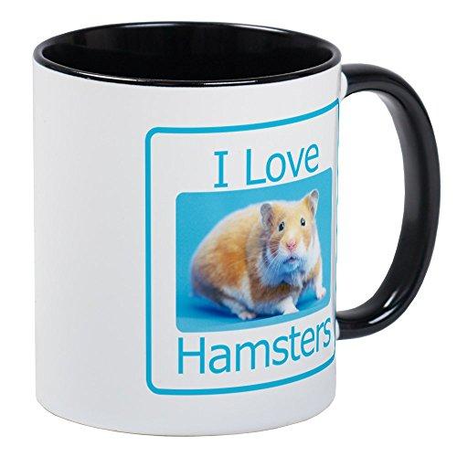 CafePress Hamsters: Syrian Hamster Mug Unique Coffee Mug, Coffee Cup