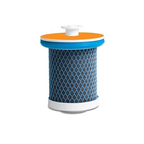 hansgrohe 88800000 waterfilter replacement filter for zuvo chrome buy online in uae tools. Black Bedroom Furniture Sets. Home Design Ideas