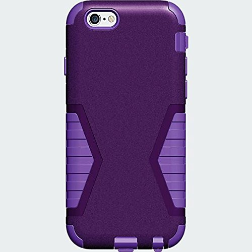NEW OEM Rugged Case for iPhone 6 Plus -Purple Retail Package