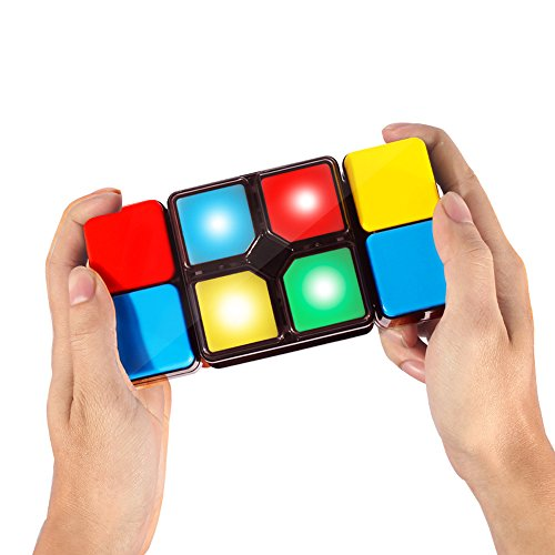 longlo Wireless music Variety Rubik Cube Infinite box Parenting Interactive Decompression artifact Electronic Games Educational Toys