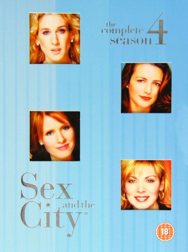 Sex and the City, Season 4 [Region 2]