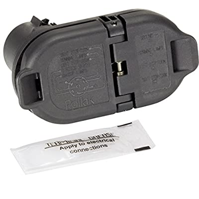 Hopkins 40974 Multi-Tow 7 Blade and 4 Flat Connector: Automotive