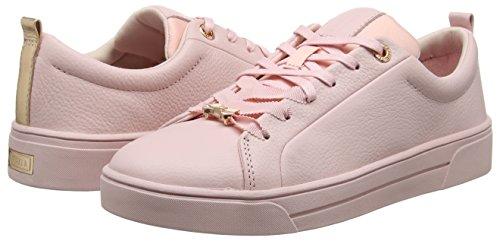 Gielli Baskets ffc0cb Baker Ted Rose Femme pink zqWF8O