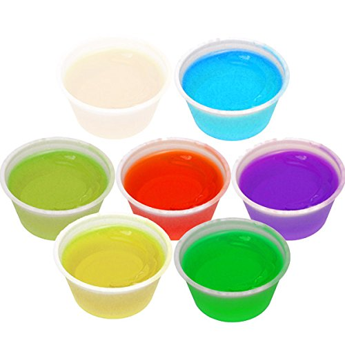 - Cocktail Flavored Jello Shot Mix Variety Pack - Set of 7