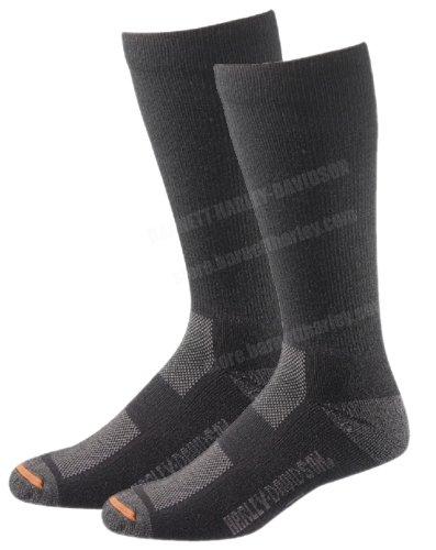 harley-davidson-mens-mid-calf-vented-performance-warm-riding-socks-black-sock
