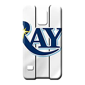 samsung galaxy s5 Extreme Back New Arrival phone carrying cases tampa bay rays mlb baseball