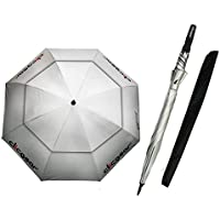 Clicgear UV Double Canopy 68 Inch Golf Umbrella