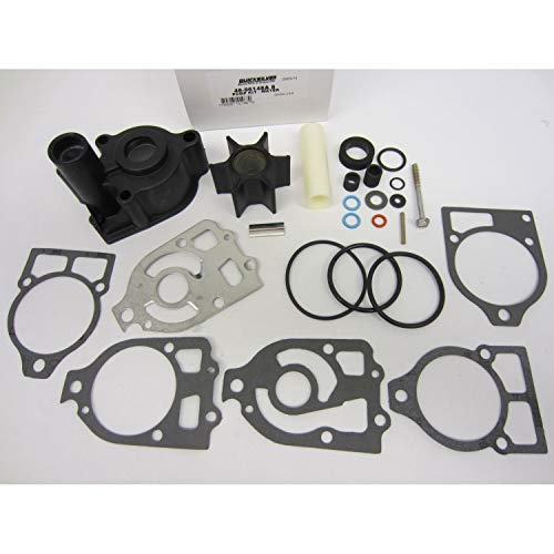 - MERCURY / MARINER / FORCE OUTBOARD ENGINES 46-96148A 8 WATER PUMP KIT