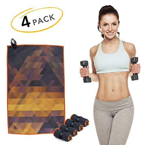 Acteon Microfiber Gym Towels