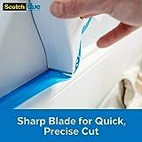 ScotchBlue Painter's Tape Applicator, Blue, with