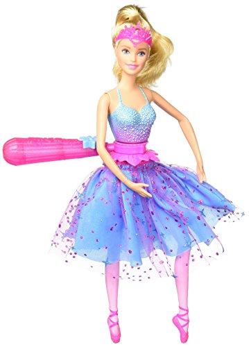 Barbie Dance & Spin Ballerina Doll ()