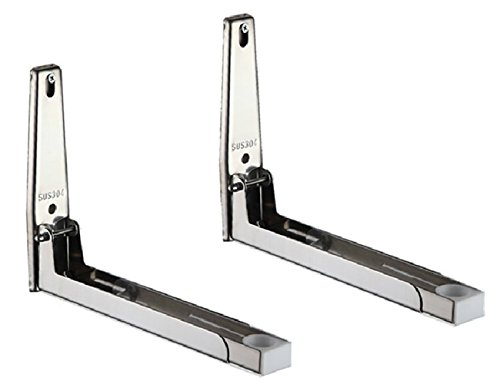 microwave shelf bracket - 6