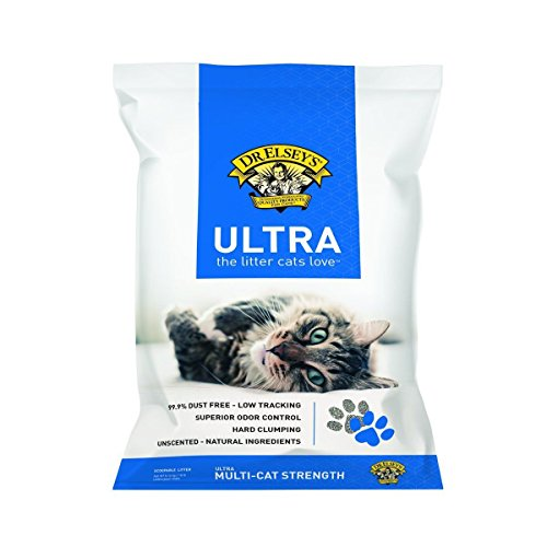 Pack Precious Cat Ultra Premium Clumping Cat Litter