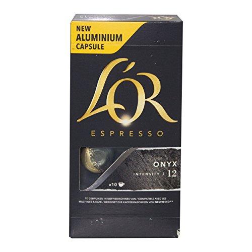 Douwe Egberts L 'or에스프레소 오니(귀신) 키스 – 네스프레소 Nespresso Compatible – 10캡슐