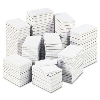 Universal Scratch Pads - Bulk Scratch Pads, Unruled, 3 x 5, White, 180 100-Sheet Pads/Carton by Universal Office Products