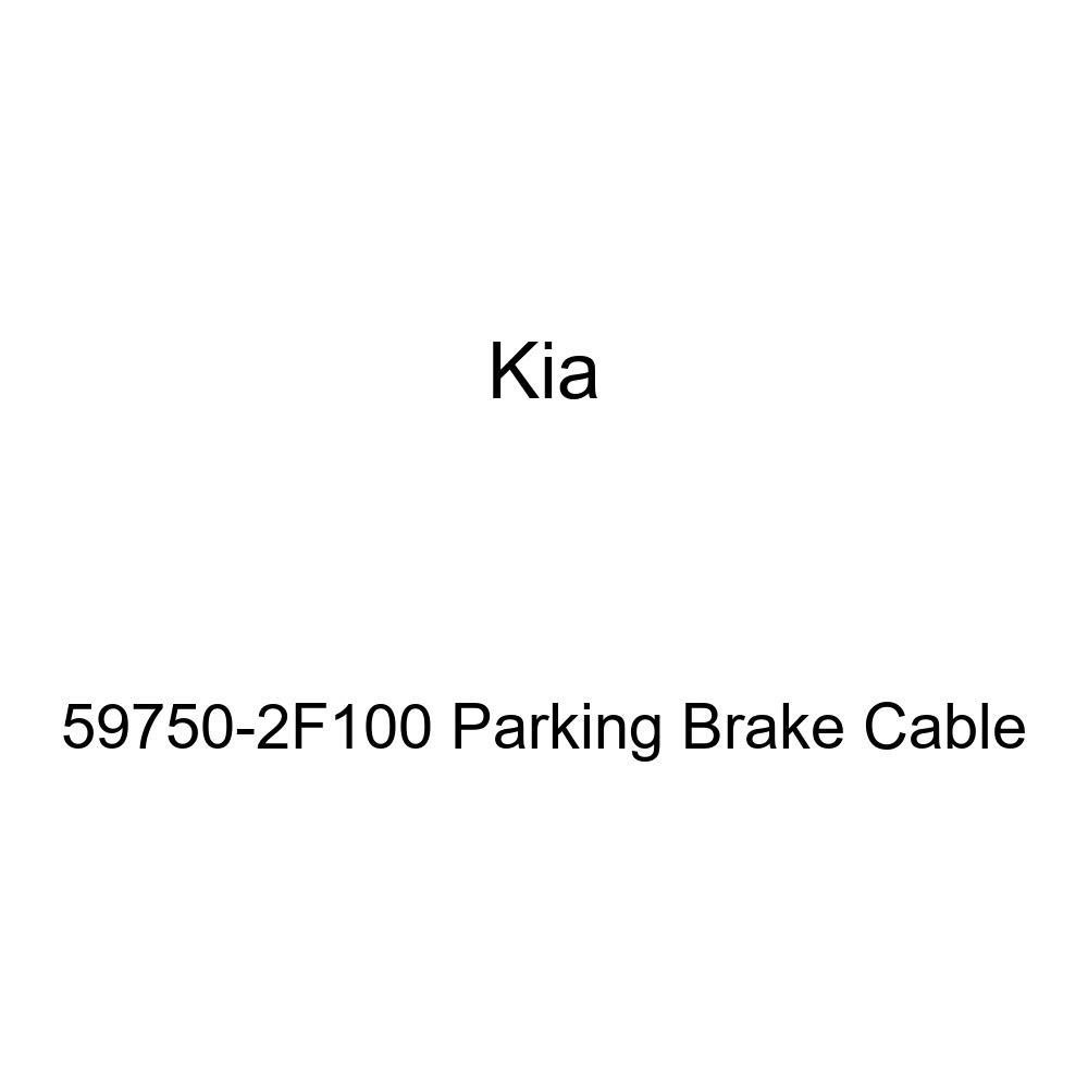 Kia 59750-2F100 Parking Brake Cable