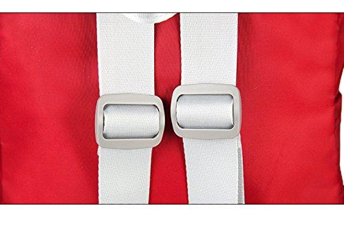 Dos Sac 2018 Bandoulière À Red Oxford à Sac Femme Étanche Sac Femmes Nouveau Femme Voyage Amateurs Portable rrnBZq5