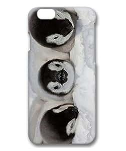 iCustomonline iPhone 6 Plus Custom Emperor Penguin Back Cover Case for iPhone 6 Plus(5.5 inch)