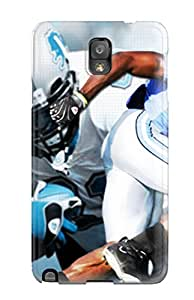Hot 7729101K48961788 Quality Case Cover With Calvin Johnson Nice Appearance Compatible With Galaxy Note 3