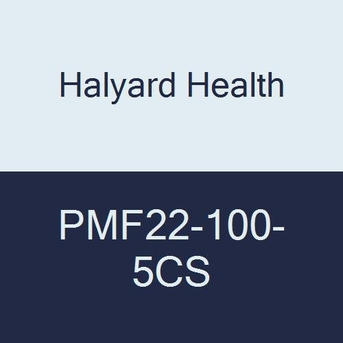 Halyard Health PMF22-100-5CS PMP Radiofrequency Cannula, 22 Gauge, 100 mm Length, Curved Sharp (Pack of 10)