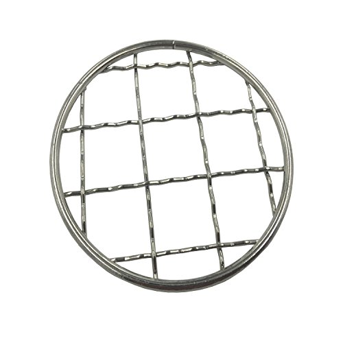 Frog Lid Metal Insert Grid Organizer for Mason, Ball, Canning Jars (6 Pack, Regular Mouth)