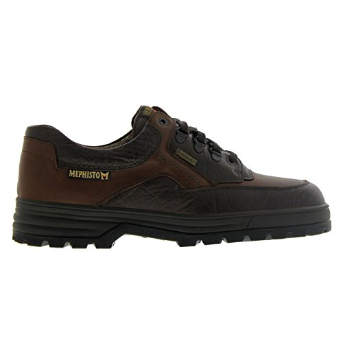 Barracuda Brown Mens Lace Up Shoes