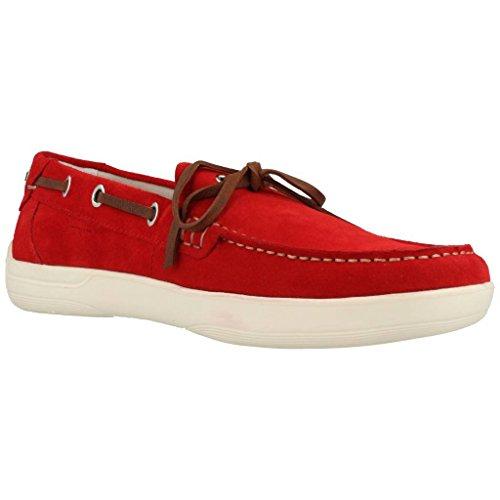 Stonefly N�uticos Para Hombre, Color Rojo, Marca, Modelo N�uticos Para Hombre Ocean 1 Velour Rojo Rojo