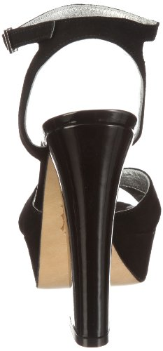 Womens Sandals Byblos Nero Schwarz GAGA Fashion qAqzRxSP