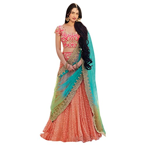 - Wedding Bollywood Designer Gagra Bridal Collection Lehenga chaniya Choli Dupatta Custom to Measure Indian ethnic wear HIT