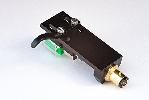 Headshell soporte de cartucho, Eliptical Stylus, aguja para Sony ps470, ps5100, PS5520, PS6750, PS8750,–fabricado en...