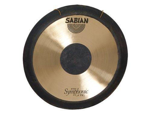 Sabian 52602 26-Inch Symphonic Gong Percussion by Sabian
