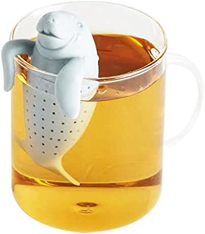 Mana-tea Infuser Silicone Strainer