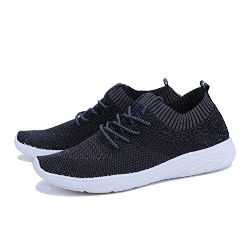 Nero Corsa Ginnastica Da Sneakers Scarpe Eleganti Stringate Running Donna  Uomo Beautyjourney Sportive Estive 7q6wgF7 f10d0adfeb0