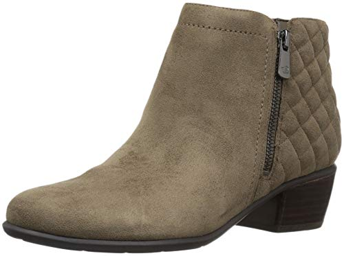 - Easy Spirit Women's BEEHIVE2 Ankle Boot, Taupe, 5.5 M US