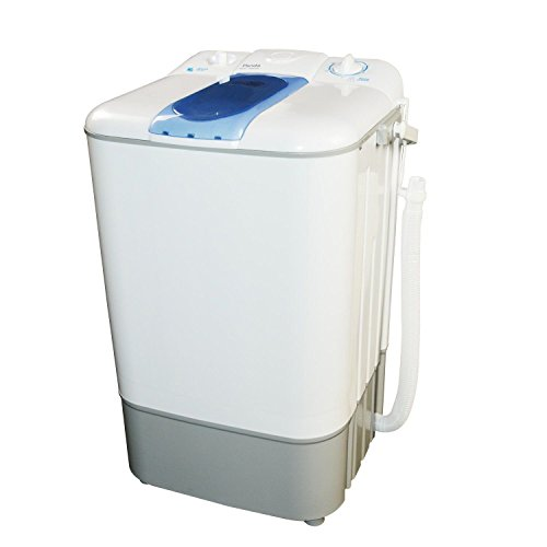 New Version Panda Counter Top Small Portable Compact Washing Machine (10 lbs Capacity) -Larger Size