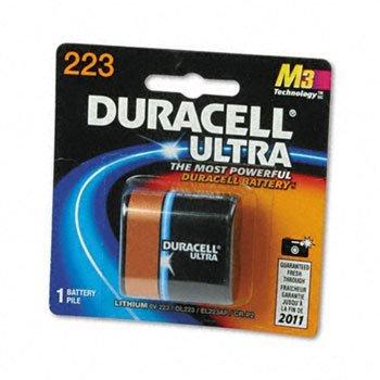Duracell 6v Lithium Photo Battery - 4