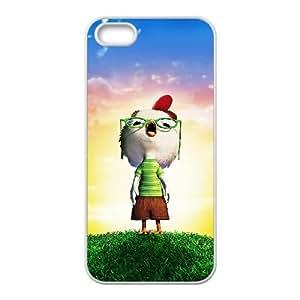 iPhone 5,5S Phone Case White Chicken Little Chicken Little DZW9569847