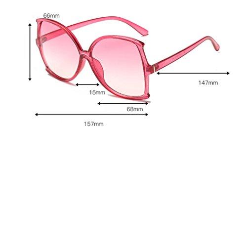 sol para Gafas de A Saihui mujer qtw8EB0wzx