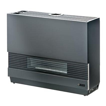 Olimpia Splendid sg120t Estufa a Gas Potencia térmica 12000 W 75 m3 calefactables Color Negro