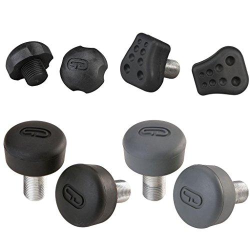 PowerDyne Plates Replacement Toe Stops ()