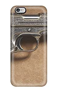FBnklDk1148IElOO Anti-scratch Case Cover MeaganSCleveland Protective Pistol Case For Iphone 6 Plus