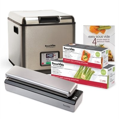 SousVide Supreme Water Oven System, 11-Liter, PSV-00179 by Sous Vide