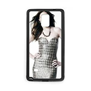 rachel nichols other Samsung Galaxy Note 4 Cell Phone Case Black Customize Toy zhm004-7419228