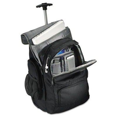 Samsonite Corporation - Wheeled Backpack, w/Organizational Pockets, Black