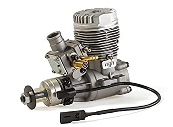 2-Takter NGH GT-09 9CC con motor a gasolina con w/encendido CDI Rcexl: Amazon.es: Juguetes y juegos